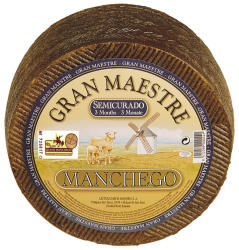GB MANCHEGO KÄSE 3 MONATE GER. 55311