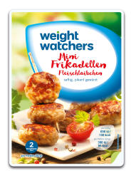 Mini-Frikadellen 'Weight Watchers' 68386
