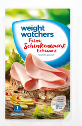 Feine Schinkenwurst 'Weight Watchers' 68380