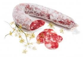 'Salsiccia stagionate dolce'<br>Lucanica Ringsalami mild 47722