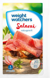 Salami naturgereift 'Weight Watchers' 68382